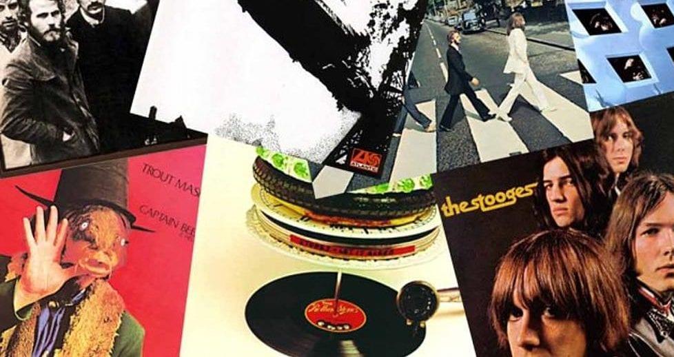 1969 album covers