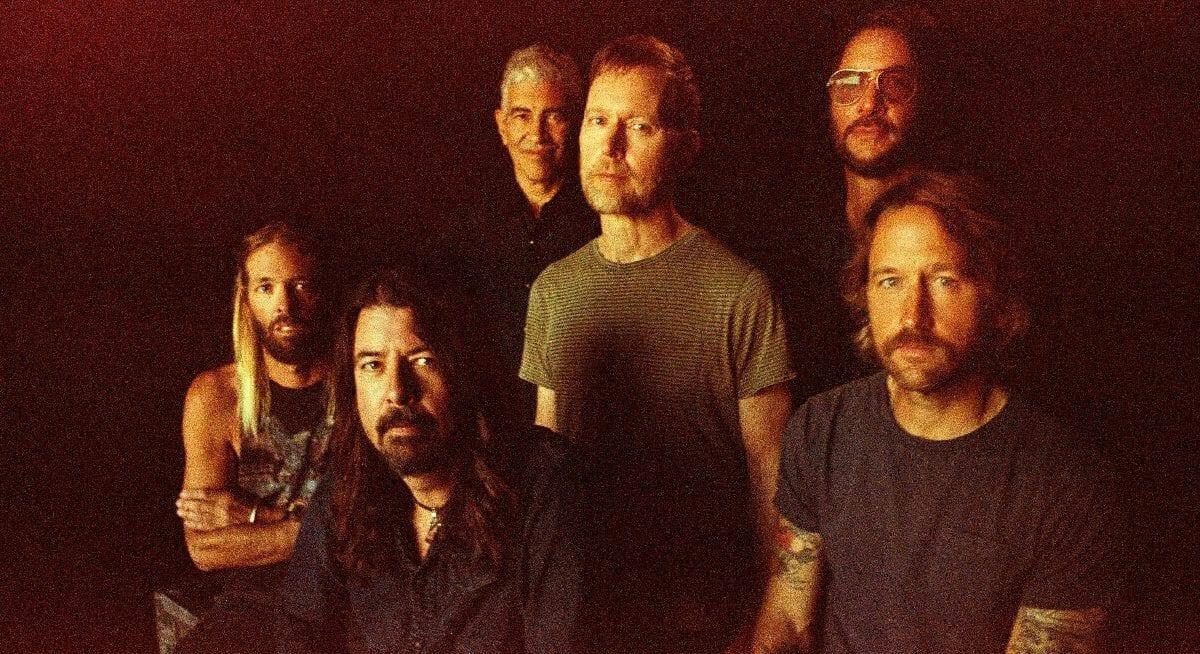 Foo Fighters promo image