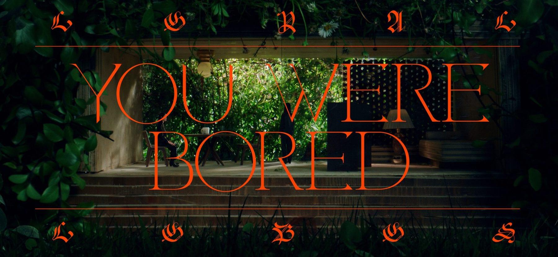 you were bored loyal lobos