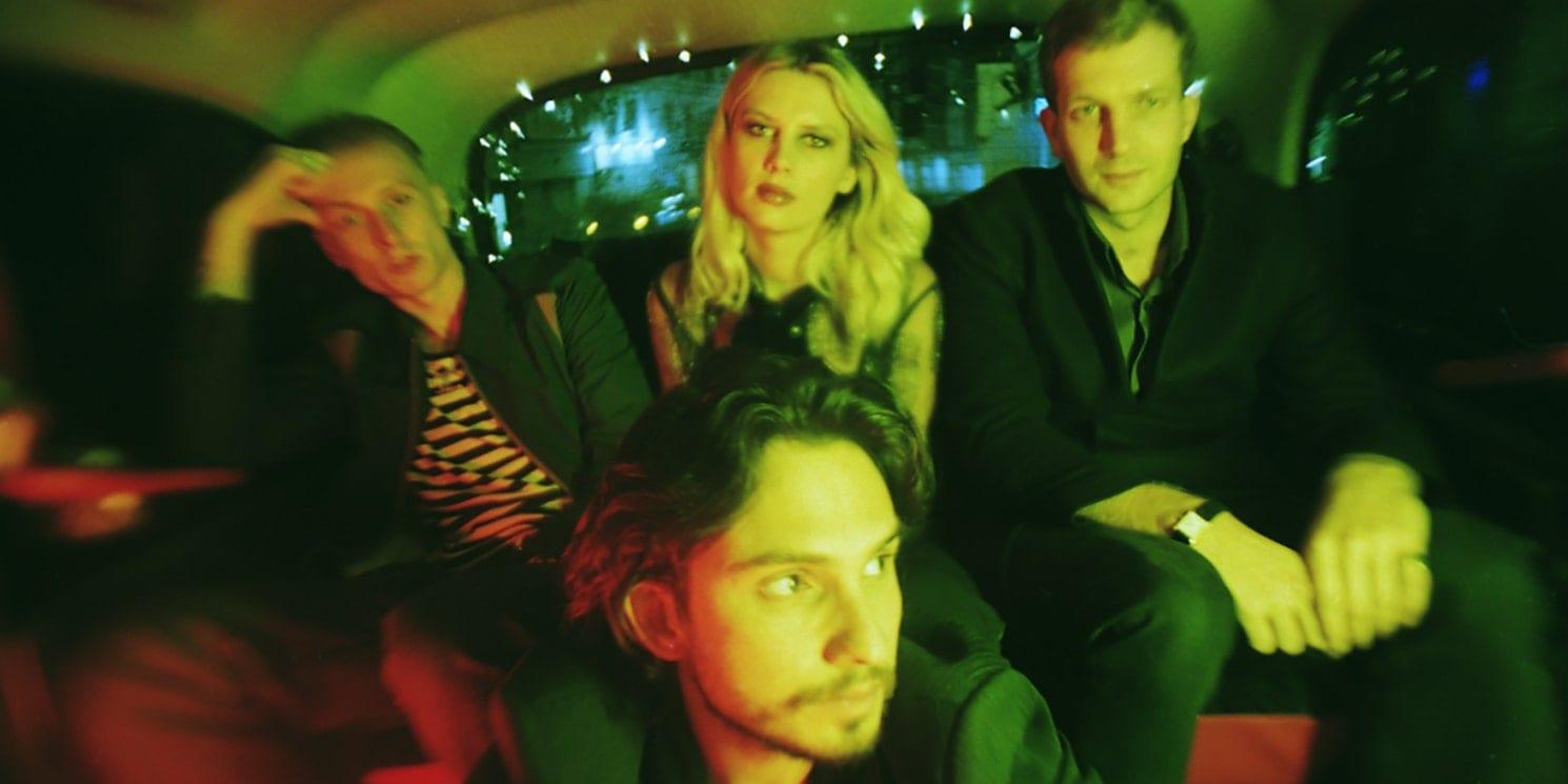 Wolf Alice band promo image