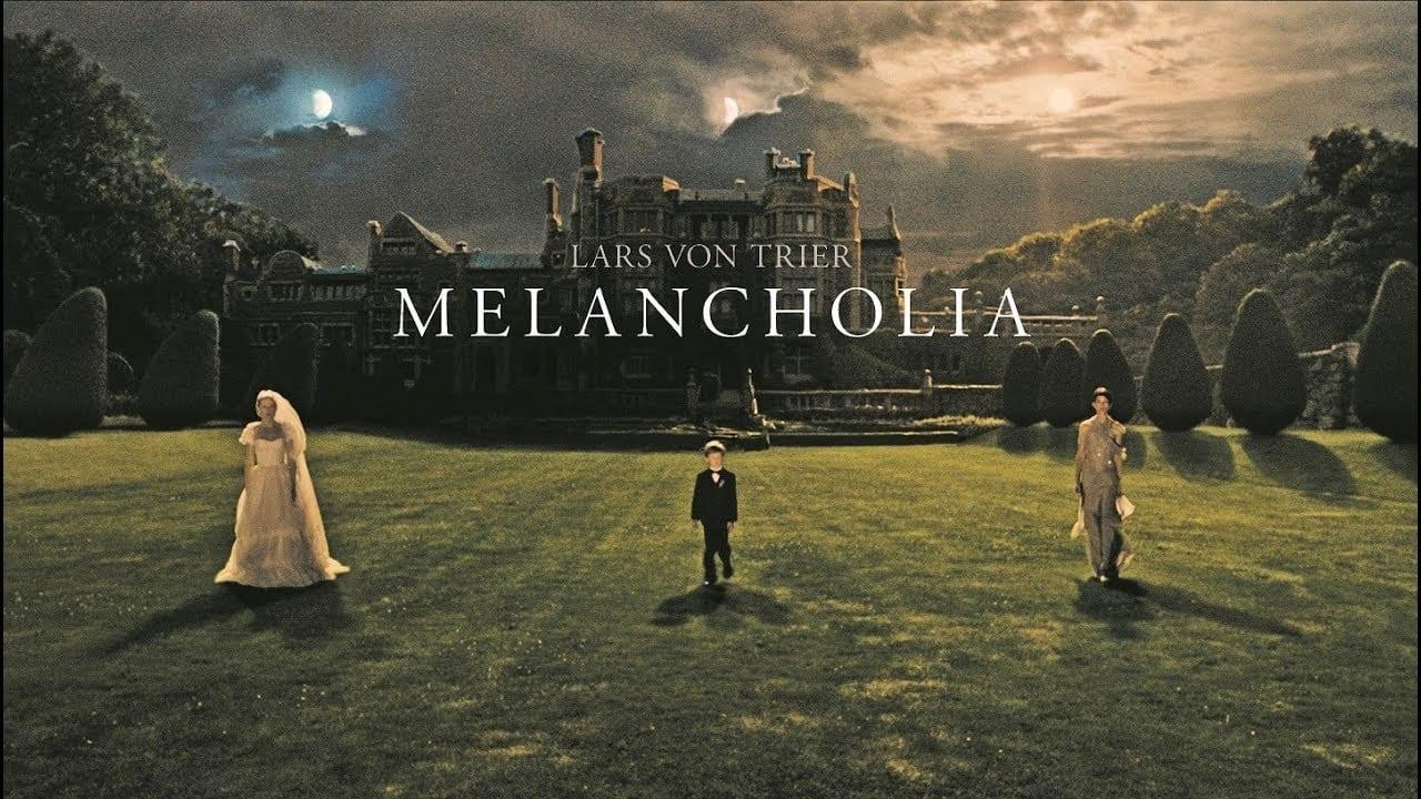 melancholia film cover